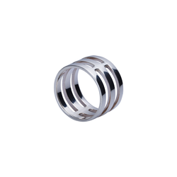 Thalassa Sterling Silver Ring by Corosch | Discover now at Cuemars