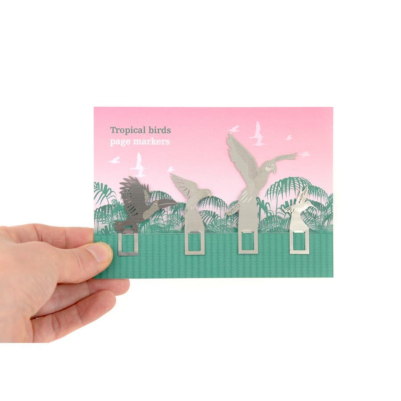 tropical-birds-bookmarks-london-cuemars