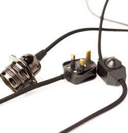 Plug Dimmer Set - Black