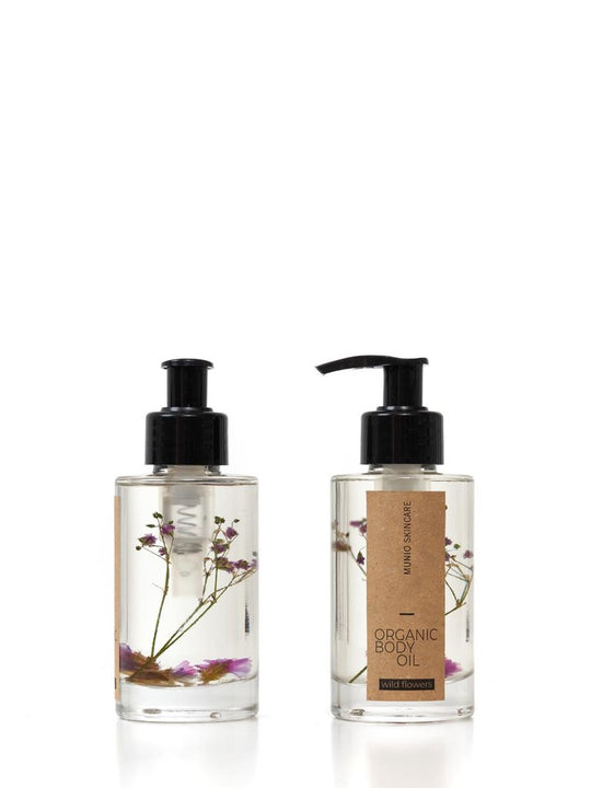 WILD FLOWER - ORGANIC BODY OIL