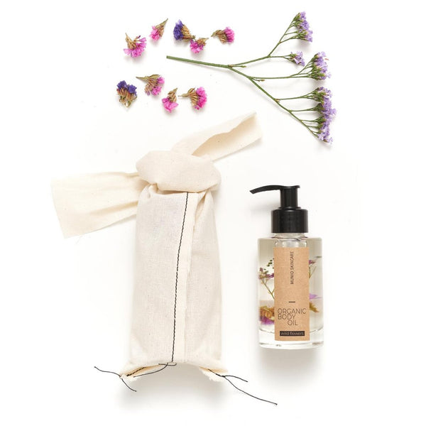 WILD FLOWER - BODY OIL