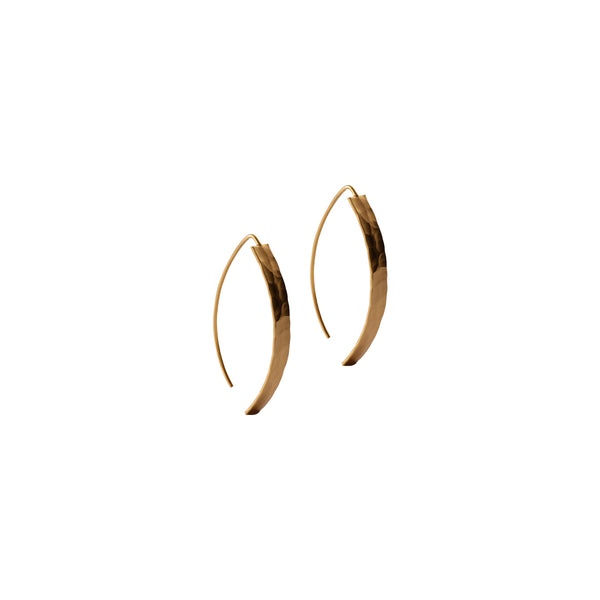 Zaria Gold Plated Earrings by Corosch | Discover now at Cuemars