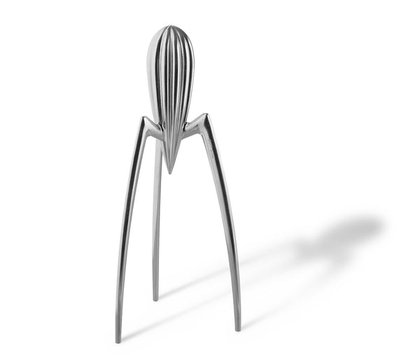 Alessi Juicy Salif citrus juicer in aluminium casting