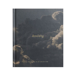 The School of Life Anxiety Book available at Cuemars