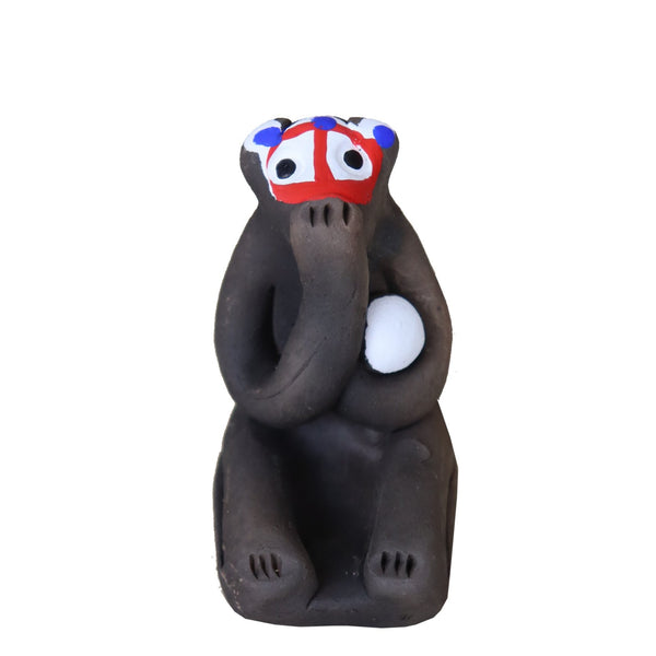 Konoha Monkey by Bungu Studio - Japanese Figurine available at Cuemars UK