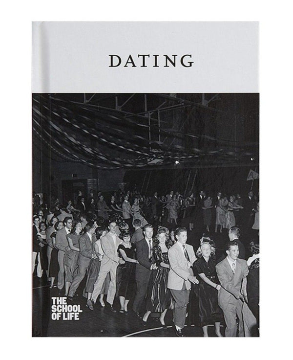 The School of Life Dating Book available at Cuemars