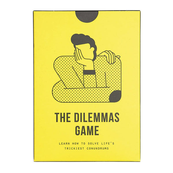 The School of Life The Dilemmas Game available at Cuemars
