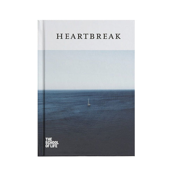 The School of Life Heartbreak Book available at Cuemars