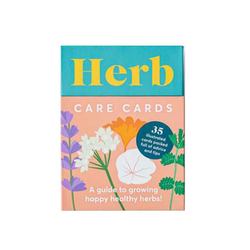 Picture of Another Studio Herb Care Cards available to purchase at cuemars.com