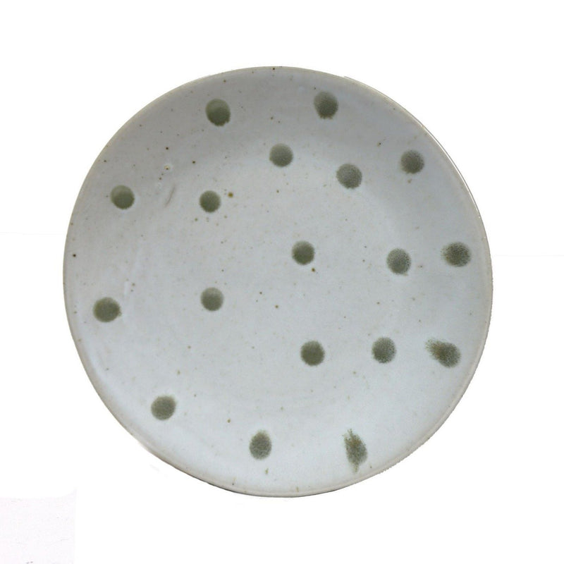Stoneware Plates by House Doctor - Dotted Pattern | Discover Kitchenware now at cuemars.com