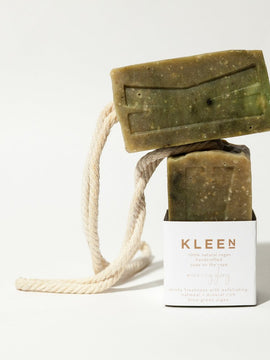 Exfoliating Natural Body Soap - Morning Glory