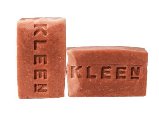 "Vegan Hand Soap Bar by Kleen Soaps ""Clean Hand Luke"". Available at Cuemars"