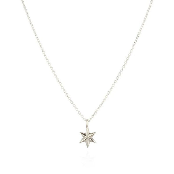 handmade star necklace by momocreatura in london