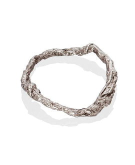 Sterling Silver Circle Ring - Illusion Collection