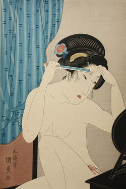 nude-woman-Japanese-erotic-print-cuemars