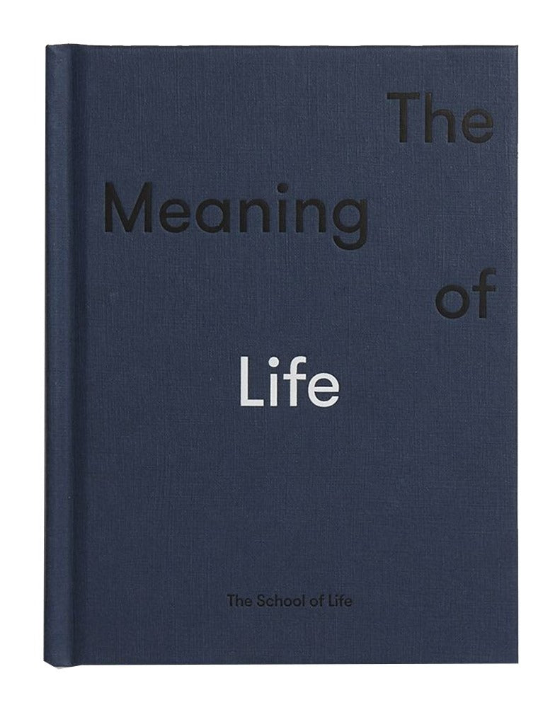 Product Picture of The Meaning of Life book by The School of Life
