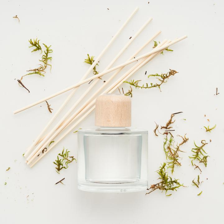 Close up The Munio Sustainable Diffuser Moss fragance