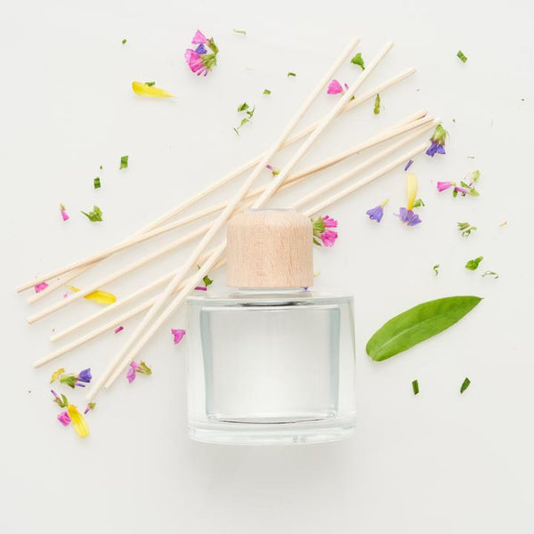 The Munio Natural Fraganced Oild Based Diffuser Wild Flowers