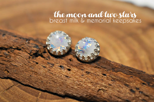 Princess Crown Earrings