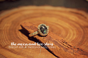 Victoria Vintage Crown Ring