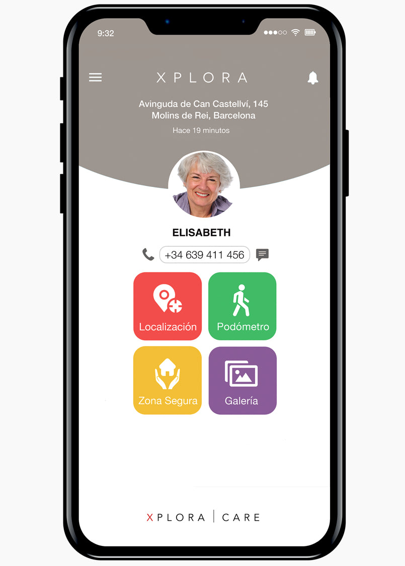 Xplora Care Application