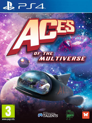 Aces of the Multiverse Playstation XPLORA