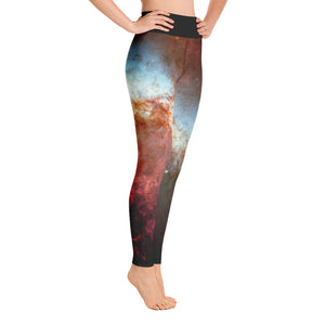 Supernova SN2014J (Yoga Leggings)