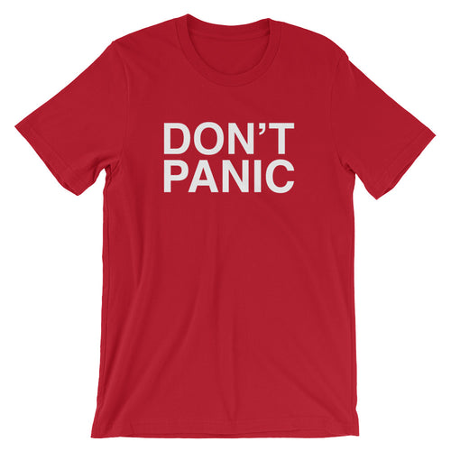 Don't Panic (Short Sleeve)