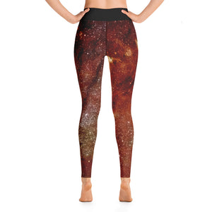 Galactic Core (Yoga Leggings)