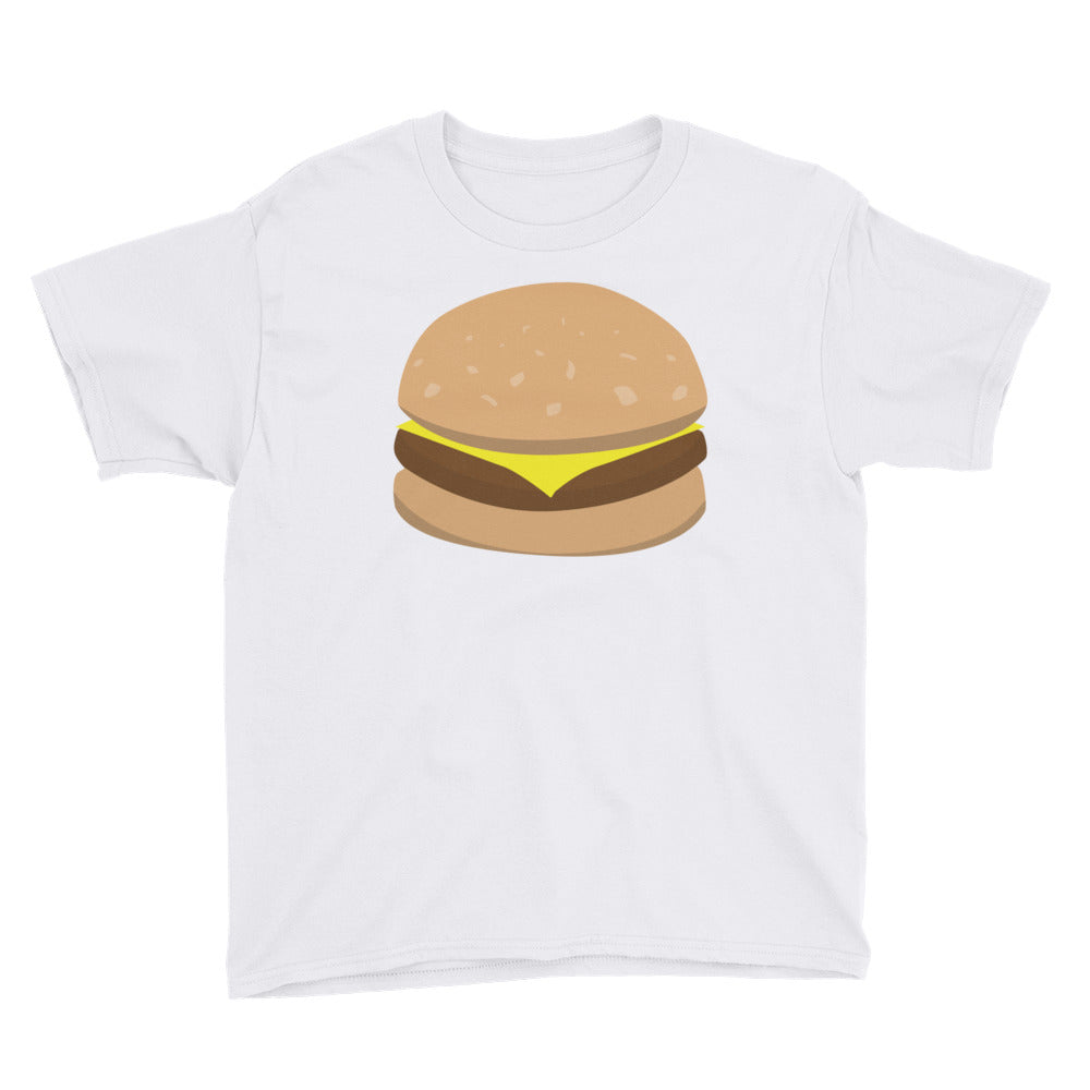 Cheeseburger Emoji (Youth)