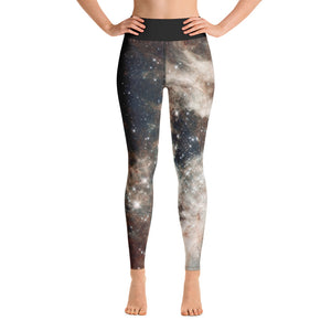 Tarantula Nebula (Yoga Leggings)