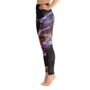 Veil Nebula (Yoga Leggings)