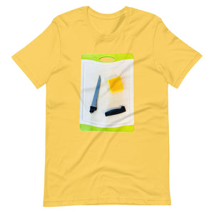Cheese Knife (Short Sleeve)