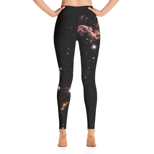 Supernova Remains (Yoga Leggings)
