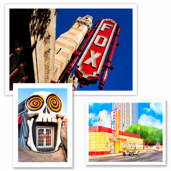 Atlanta Art Prints