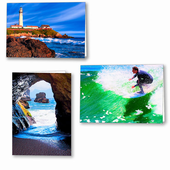 California Greeting Cards
