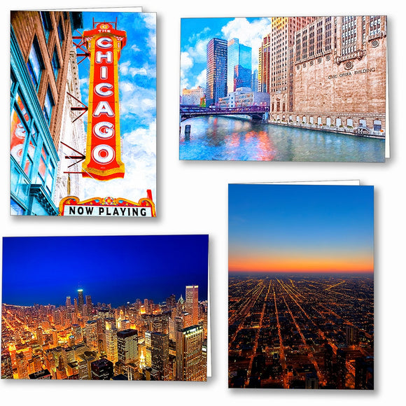 Chicago Greeting Cards
