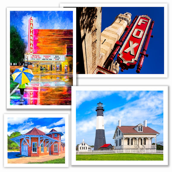 Georgia Art Prints