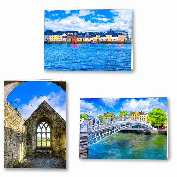 Ireland Greeting Cards