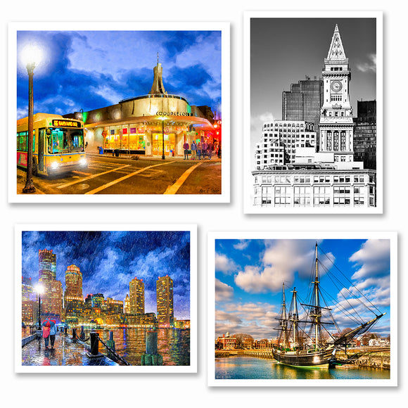 Massachusetts Art Prints