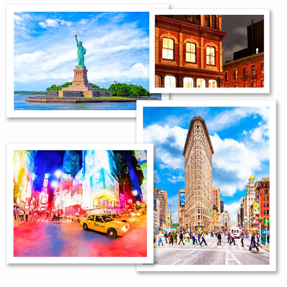 New York City Art Prints