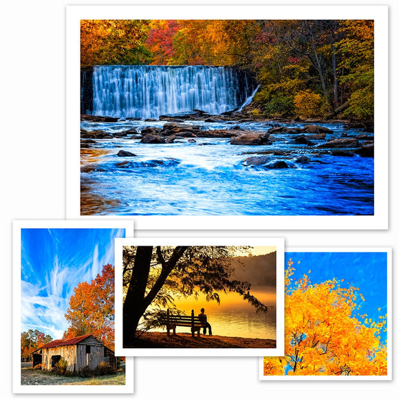 North Georgia Scenic Art Prints