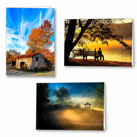 North Georgia Scenic Greeting Cards