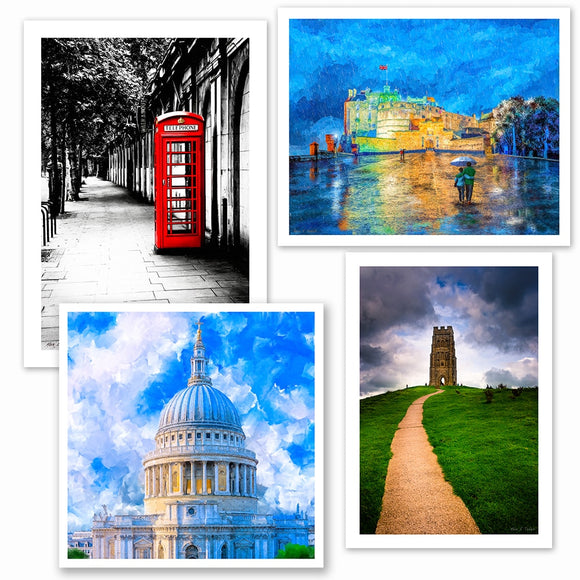 United Kingdom Art Prints