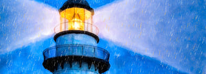 St Simons Island Lighthouse Art