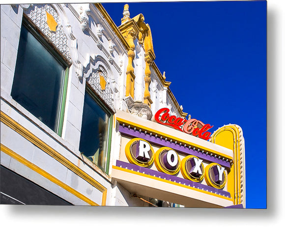 Atlanta - The Roxy - Metal Print