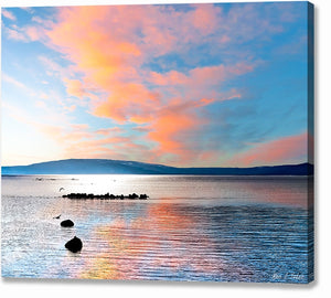 Galway Bay - Irish West Coast Canvas Print