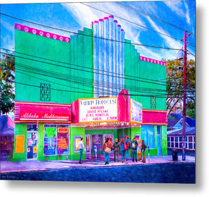 Variety Playhouse - Atlanta Metal Print
