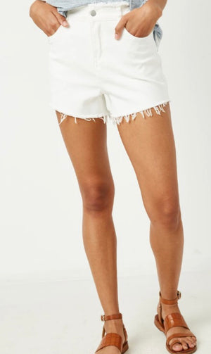 Skye Denim Cutoffs