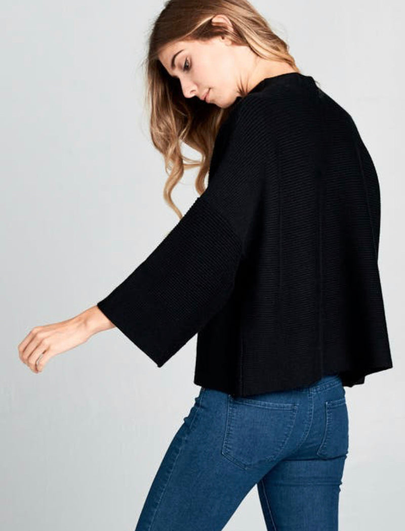 Alden Ribbed Sweater
